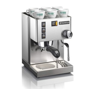 espresso machine with steamer