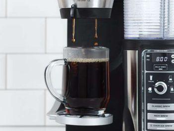 Ninja coffee recipe directly from the machine
